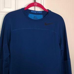 Nike Pro Hyperwarm Compression shirt